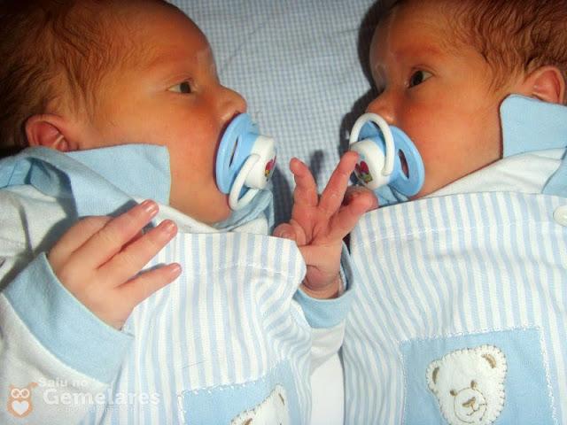 Confissões de uma mãe gêmeos - Visitas
