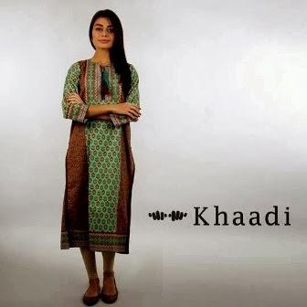 Khaadi Designs for Girls