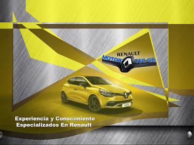 Taller Renault - Motortec GB