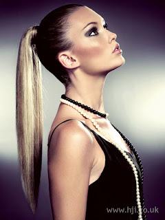tóc duỗi dài