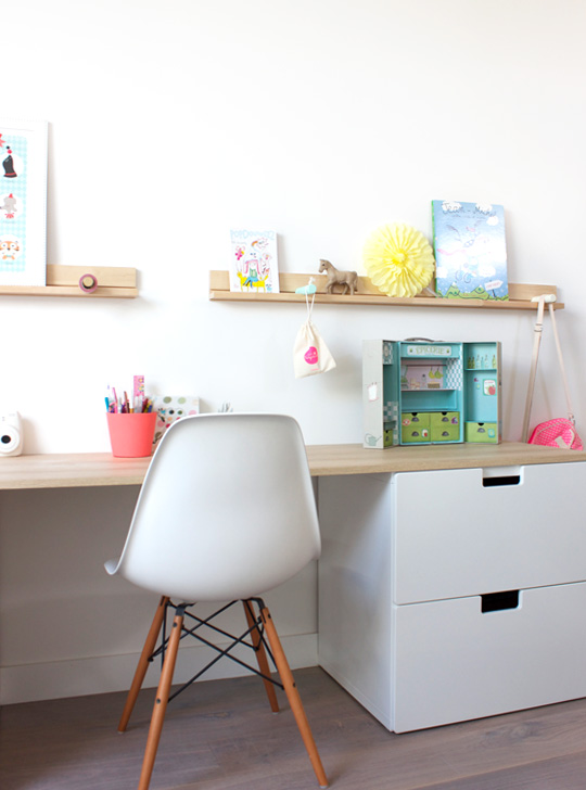 Ideas decoraci n escritorio ikea trendy children blog de - Ikea ideas decoracion ...