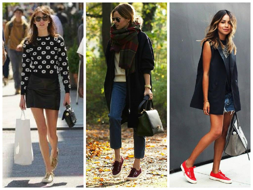 the fashion lift the chic spring trainersuperga