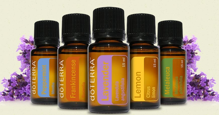 Oils for Health and Vitality!!!