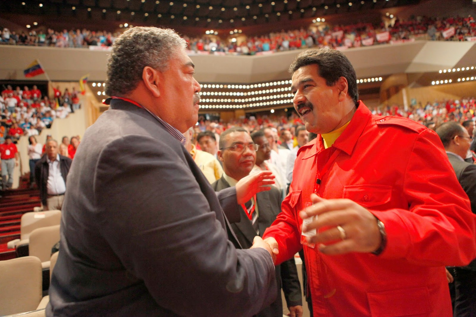 Delegación MIU ante Congreso Venezuela promueve condena a Israel por genocidio y conmemora 60 Aniversario Natalicio Comandante Chávez