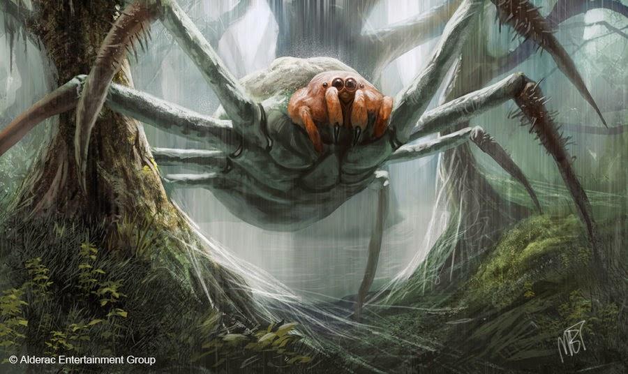 Resultado de imagen de GIANT SPIDER