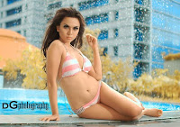 Sexy Anggita Sari - Swimming Pool