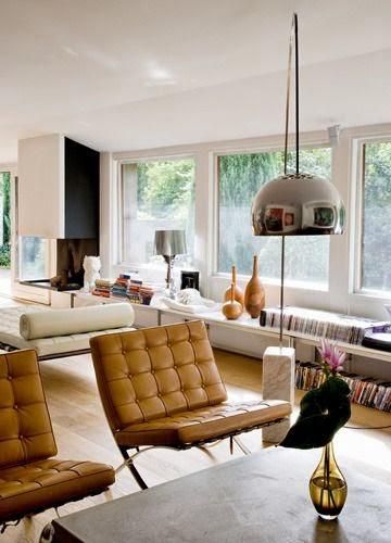 Sillón Barcelona, un Icono del diseño de Mies Van Der Rohe