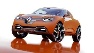 2011 Renault Captur Concept Pictures