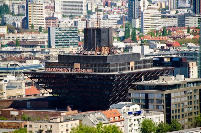 building / Bratislava