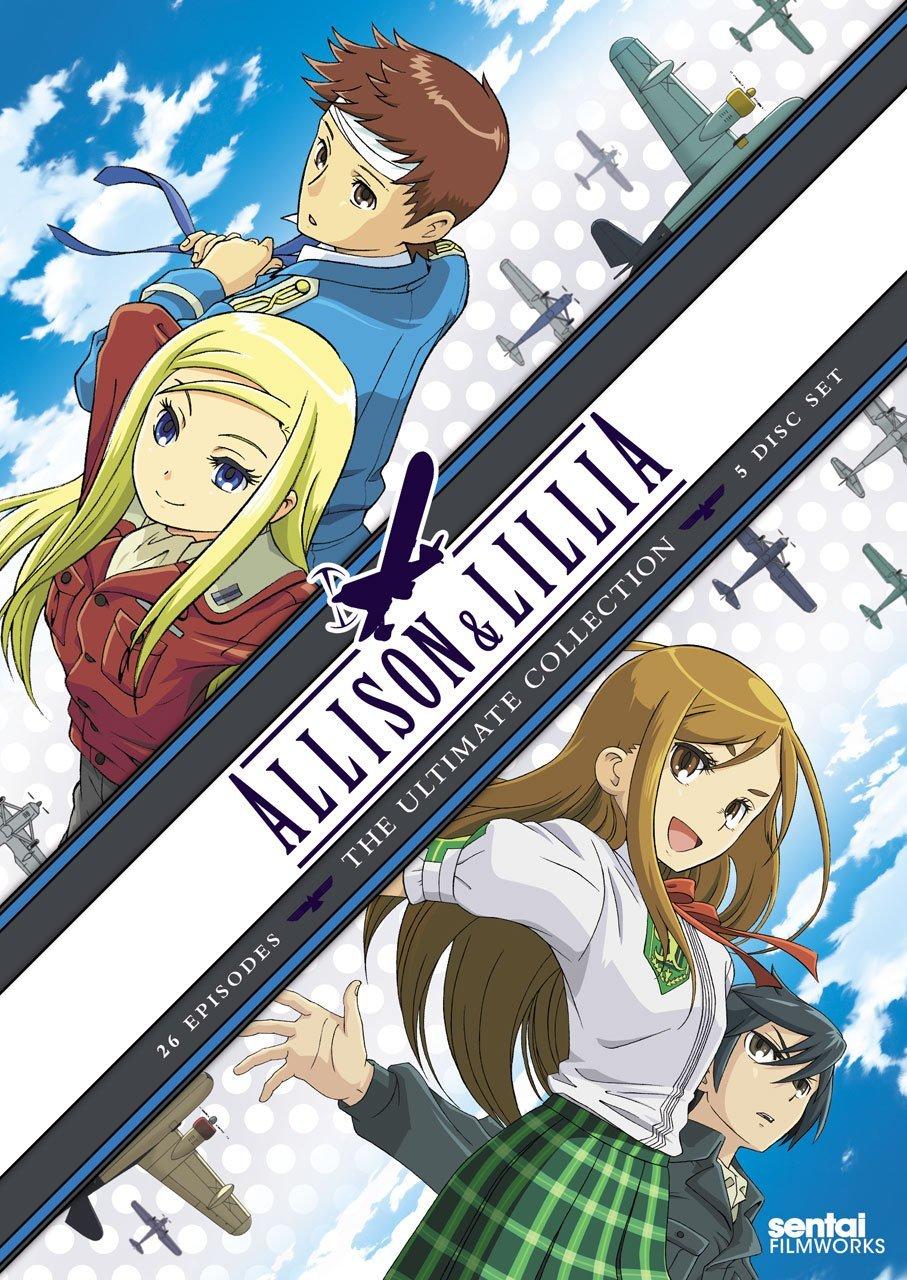 Cres Reviews  Anime Review  Allison  U0026 Lillia