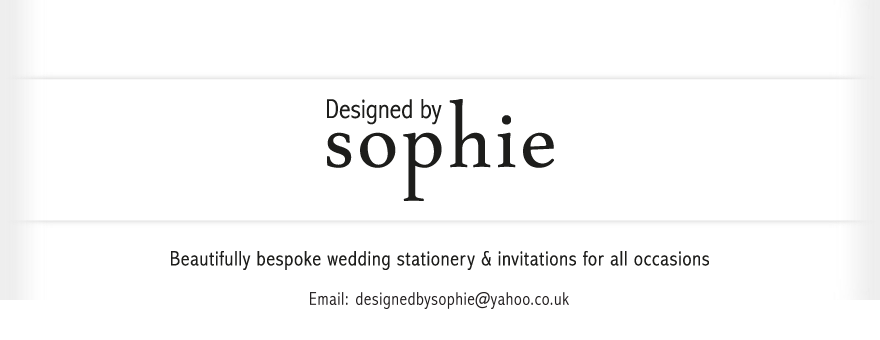 Designed by Sophie