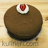 Resep Dasar Kue Sponge Cake Coklat Lembut