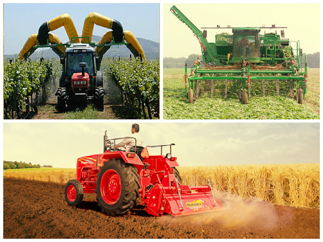 Indian agriculture equipments industry