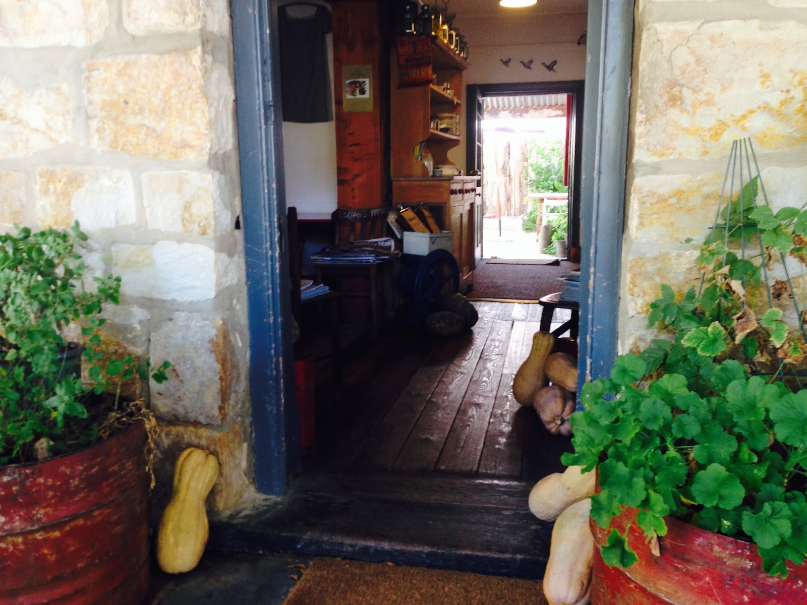 Seasonal Garden Cafe, Adelaide, Hahndorf