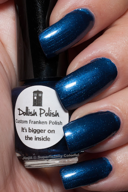 Dollish Polish - It's Bigger On the Inside