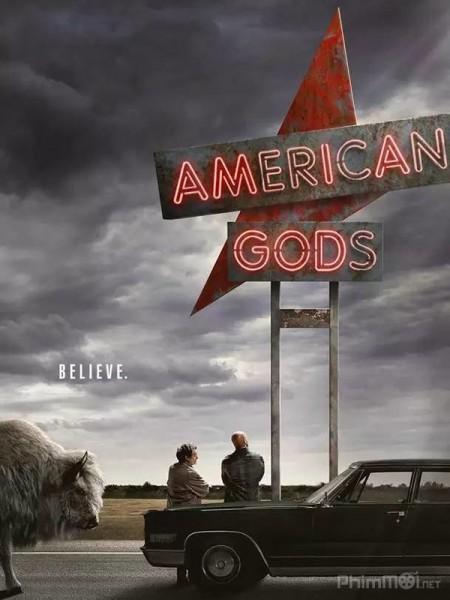 Những Vị Thần Nước Mỹ, American Gods