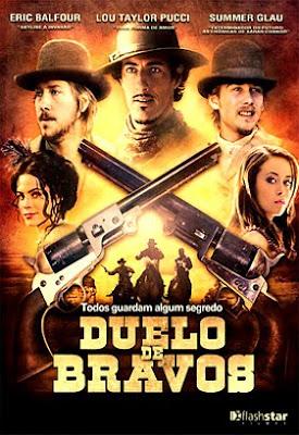 Filme Poster Duelo de Bravos DVDRip XviD Dual Audio & RMVB Dublado