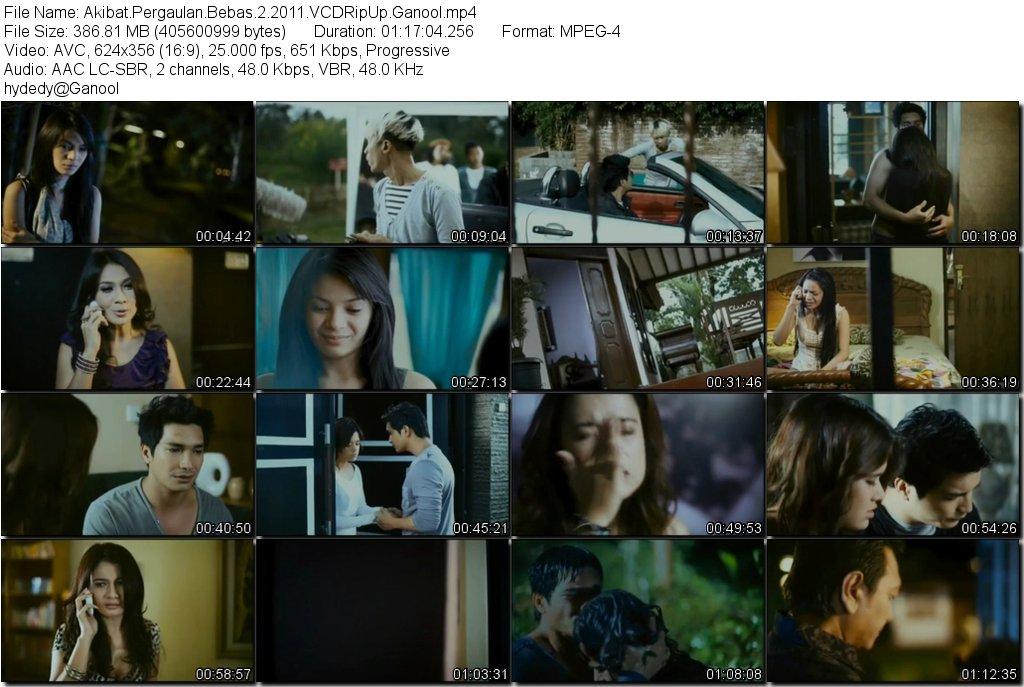Download Akibat Pergaulan Bebas 2 (2011) VCDRip