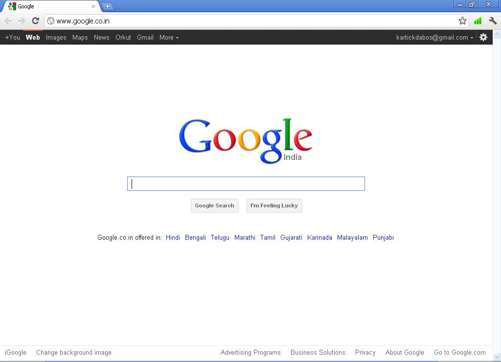 как вернуть браузер гугл хром вместо майл