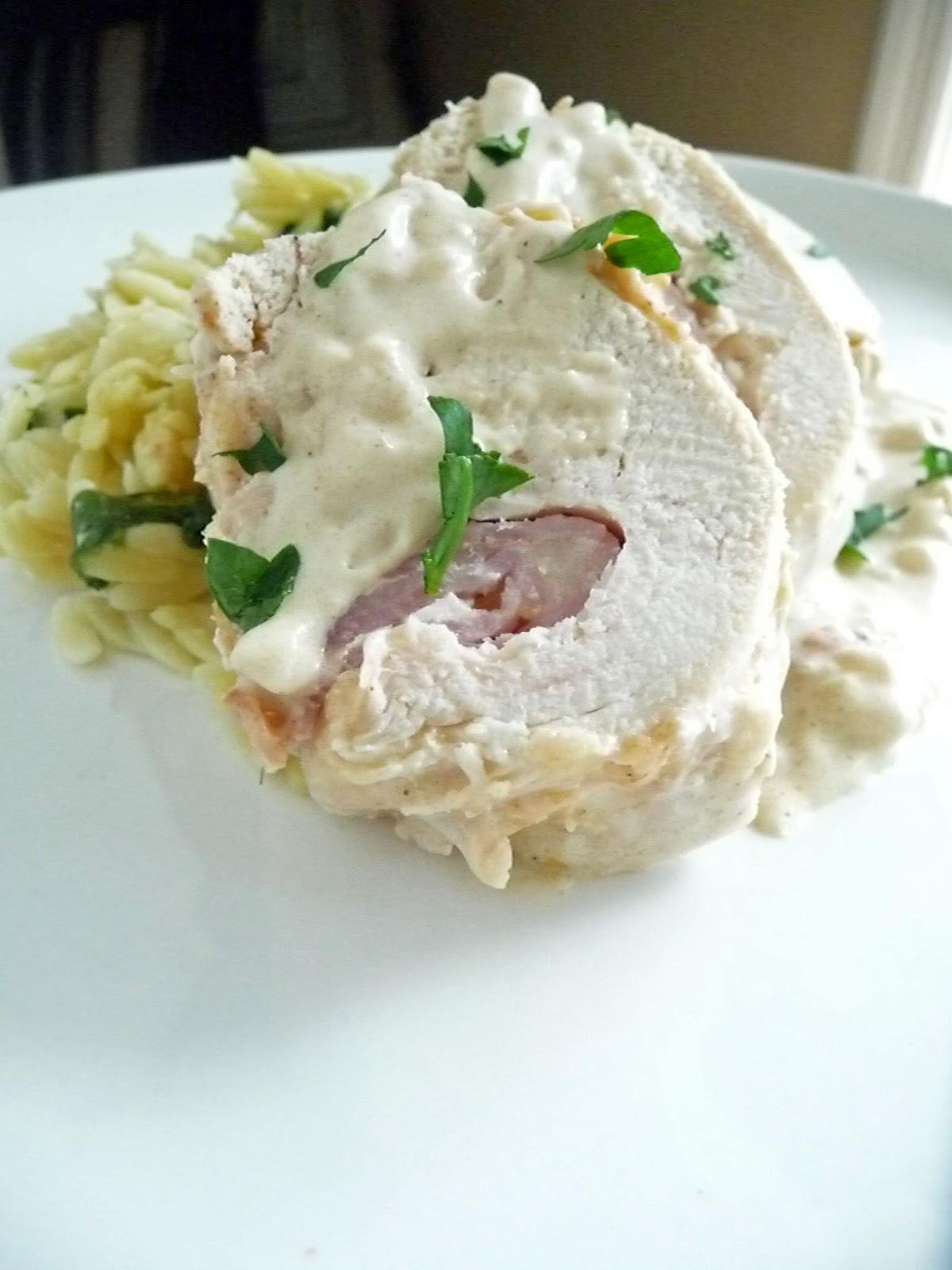 allrecipes.com Chicken Cordon Bleu II