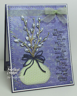"ODBD ""Happy Spring"", ""Bookmark Scriptures"" Designer Angie Crockett"