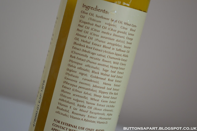a picture of holland & barrett wonder oil