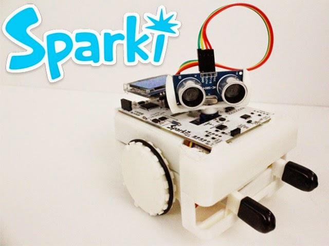 Robot Sparki