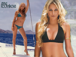 anna kournikova oops photos