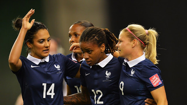 Highlights France 3 – 0 South Korea (Women World Cup)