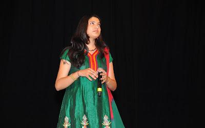 singer geetha madhuri at eega audio launch hot photoshoot