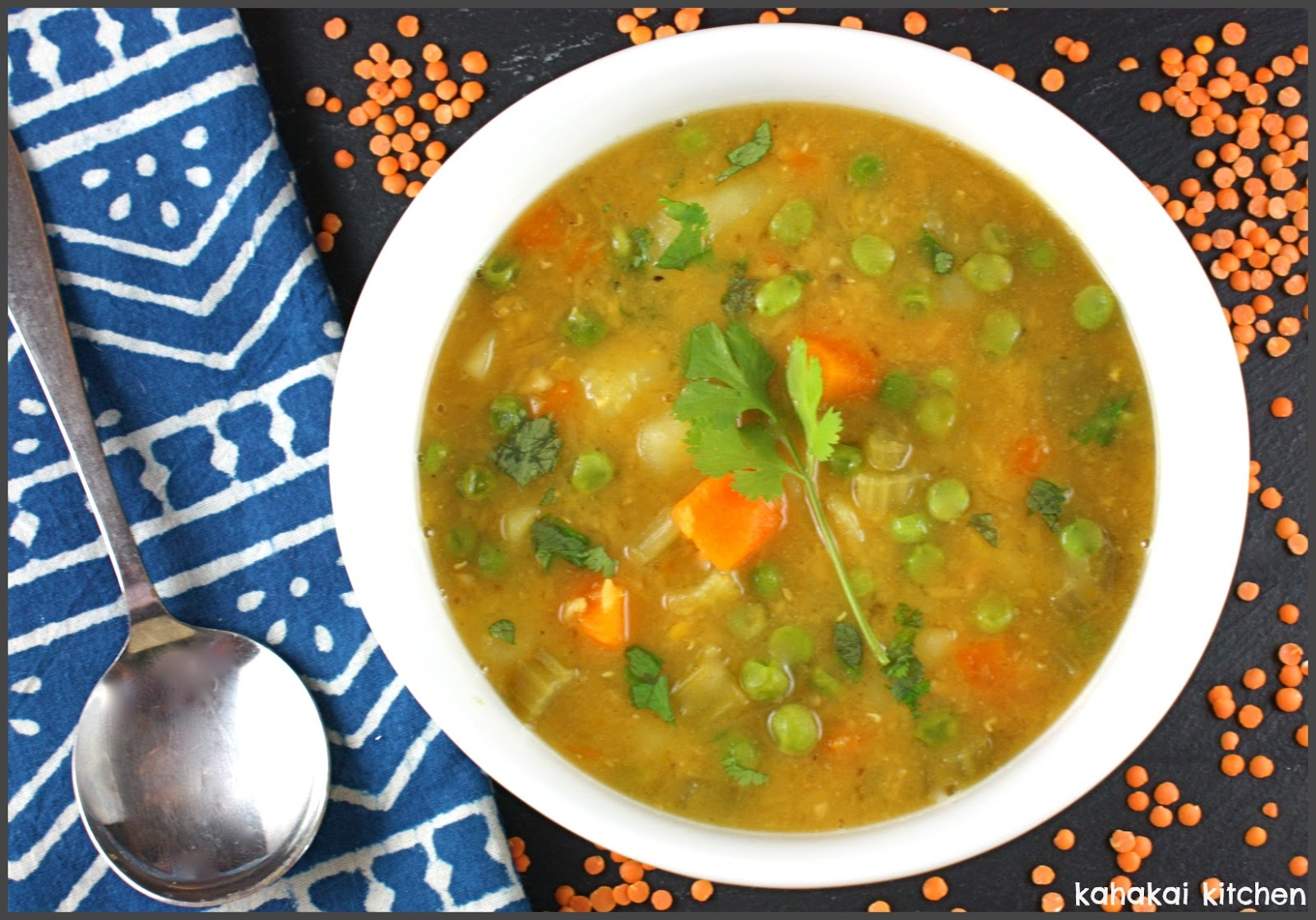 Kahakai Kitchen: Mulligatawny Soup Made Vegan for Souper (Soup, Salad ...