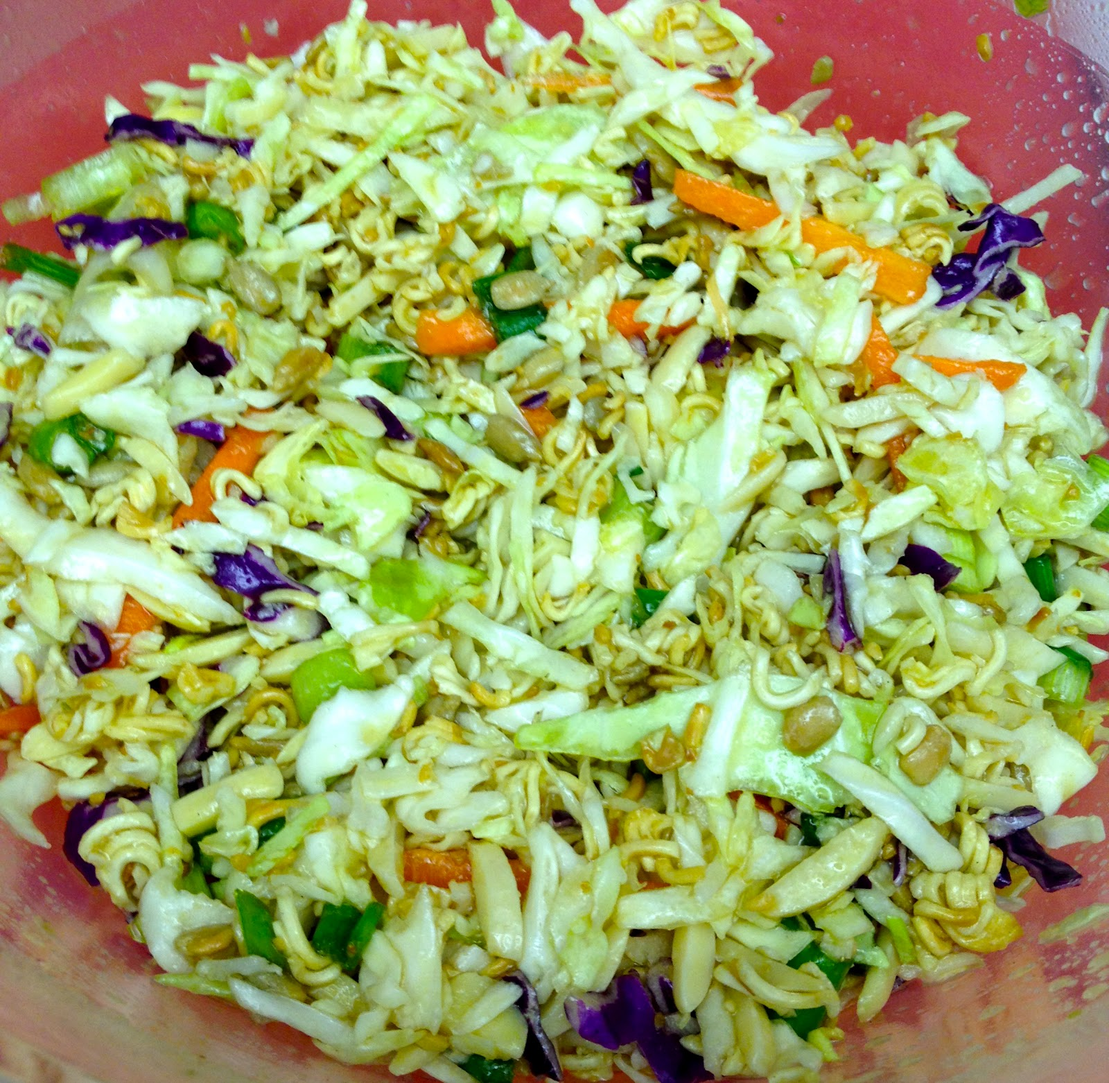Dana Rae's Food Creations: Chinese Cabbage Slaw