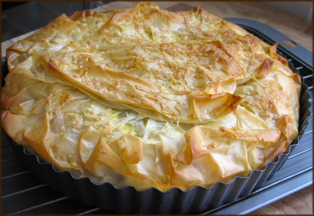 A Glug of Oil : Good Energy Cooking - Vegetable Filo ...