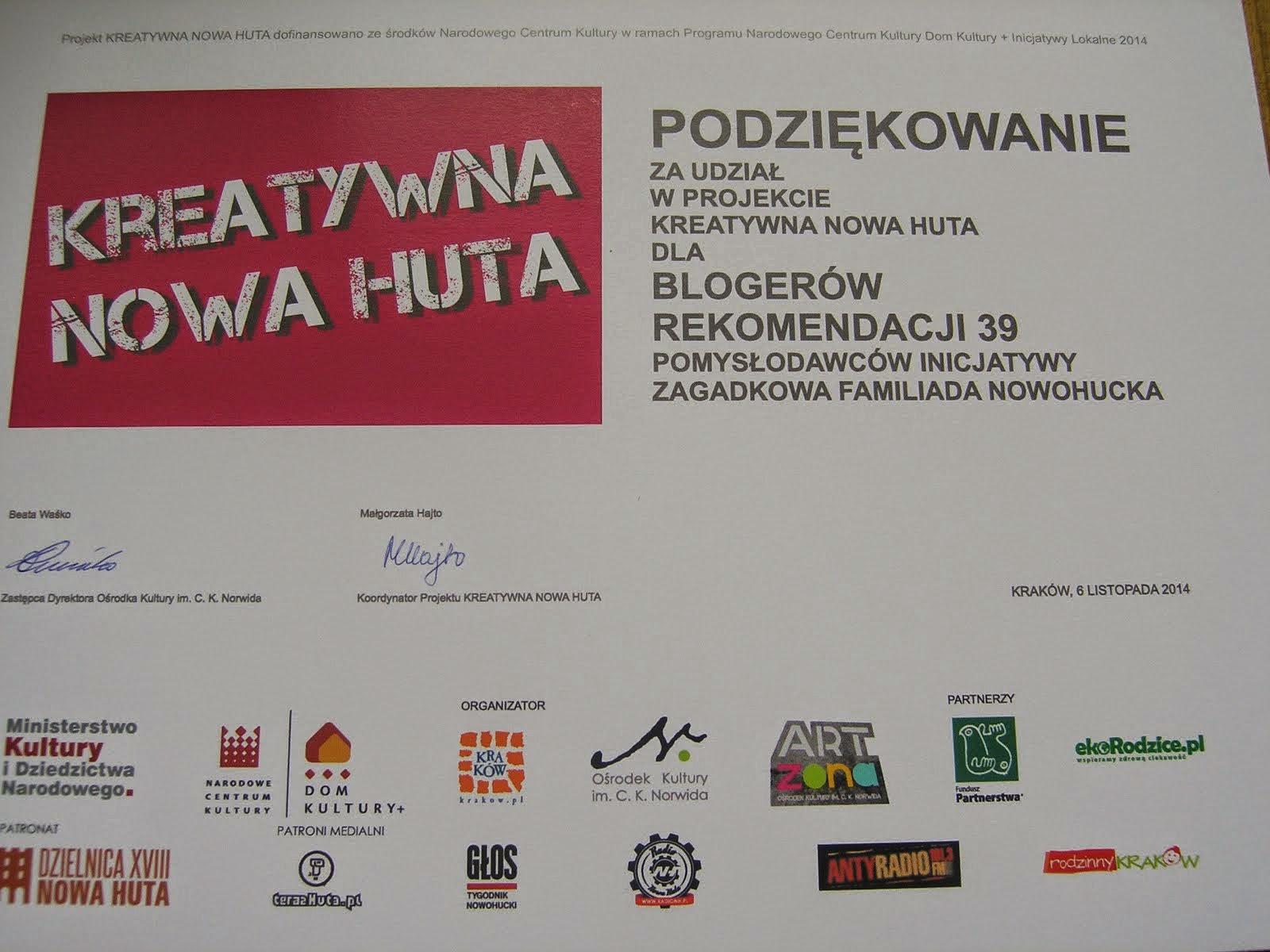 Kreatywna Nowa-Huta