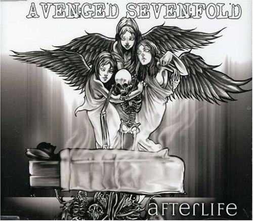 Chord Guitar Avenged Sefenvold Afterlife