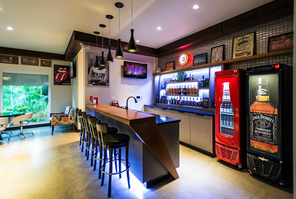Pub Em Casa Super Tendncia Veja Modelos E Dicas De