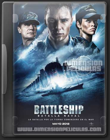 Battleship (BRRip HD 720p Inglés Subtitulado) (2012)
