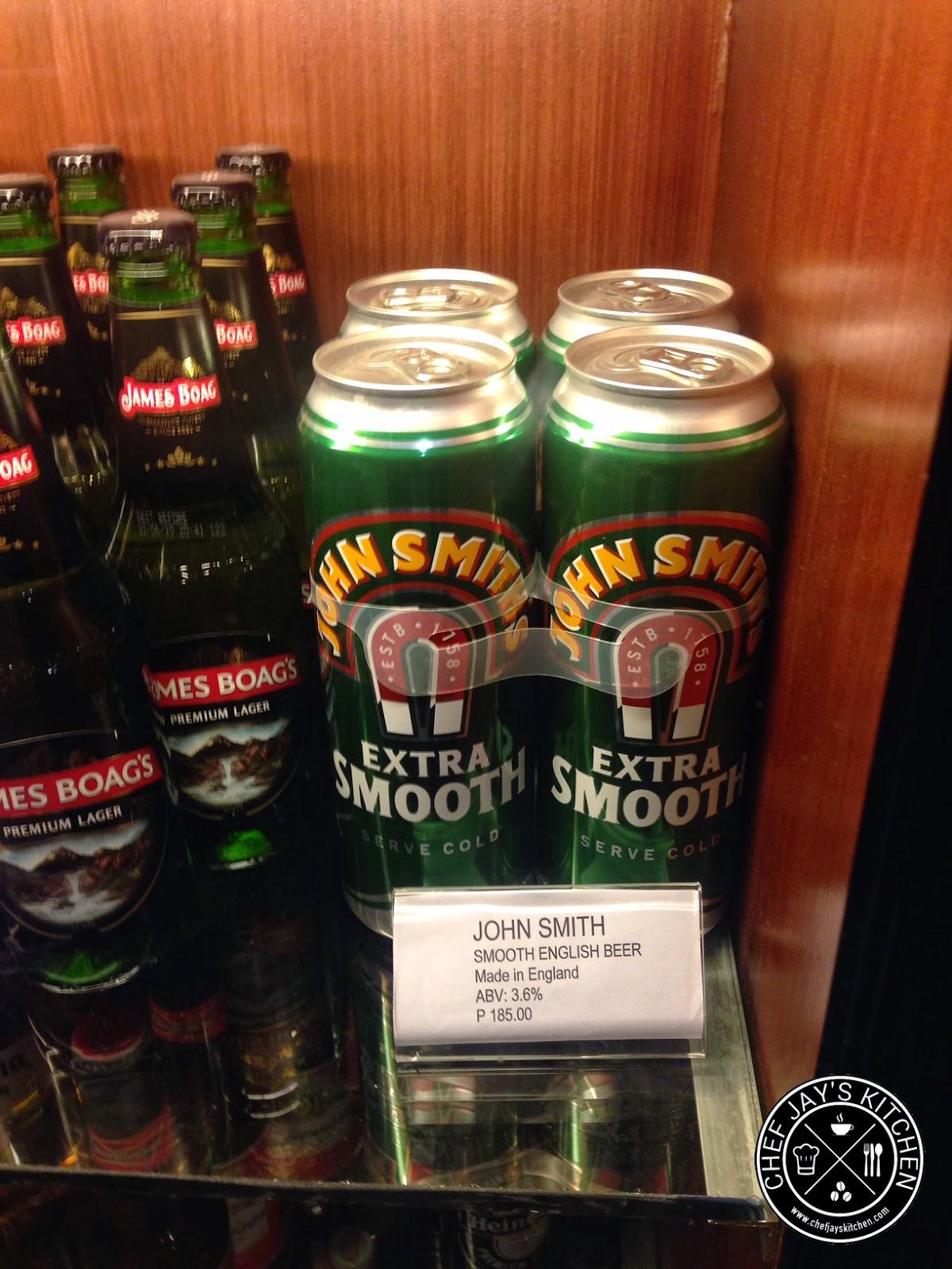 John Smith Beer Extra Smooth