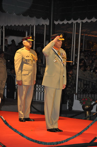 Azadi Parade, 14 August, 2013, Pakistan Military Academy, PMA Kakul, PMA Long Course Chief of Army Staff, Pakistan Army, General Ashfaq Pervez Kayani