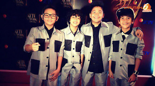 Coboy Junior, boy Band