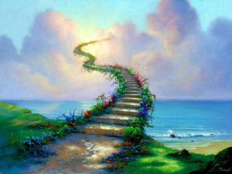 Caminho do céu