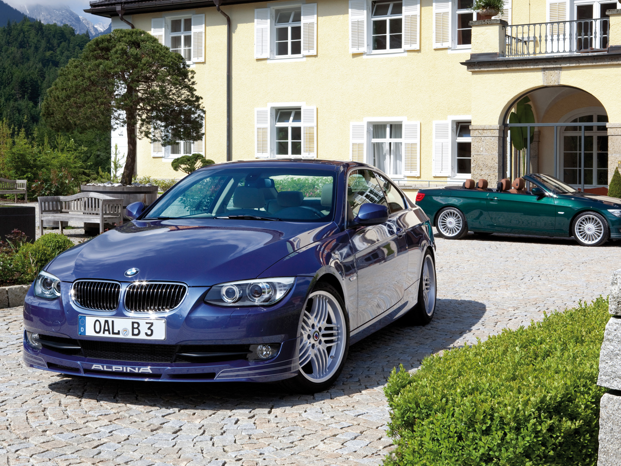 the real car center blog the bmw alpina b3 s biturbo. Black Bedroom Furniture Sets. Home Design Ideas