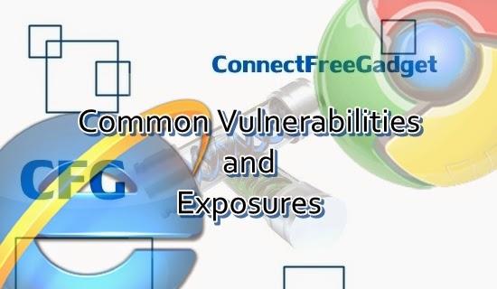 Common Vulnerabilities and Exposures – Общие Уязвимости и Риски