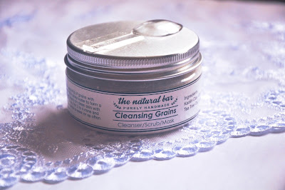 The Natural Bar Cleansing Grains