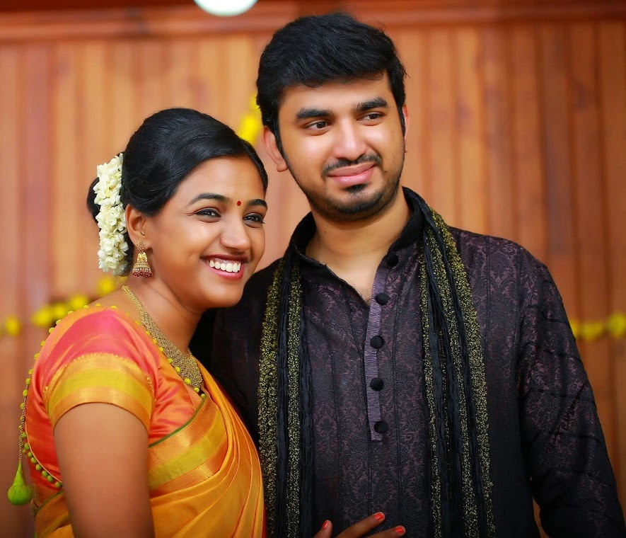 Kailas Menon marriage