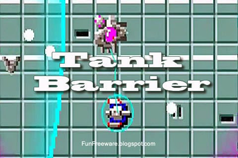 Tank Barrier - Retro Action Arcade