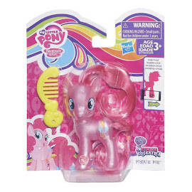 MLP Pearlized Singles Wave 1 Pinkie Pie Brushable Figure