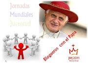 Bienvenidos al Primer Encuentro Internacional de Blogueros con el Papa blogueros con el papa