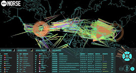 Real-Time Cyber Attack Map