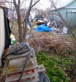 Creative Ways to Hide Your Neighbor's Ugly Backyard